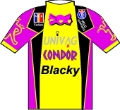Condor - Blacky 1995 shirt