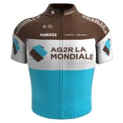 Ag2r La Mondiale 2019 shirt