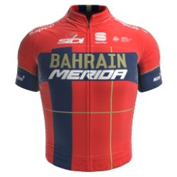 Bahrain - Merida 2019 shirt