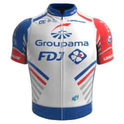 Groupama - FDJ 2019 shirt