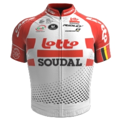 Lotto - Soudal 2019 shirt