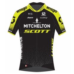 Mitchelton - Scott 2019 shirt