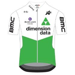Team Dimension Data 2019 shirt