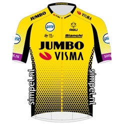 Team Jumbo - Visma 2019 shirt