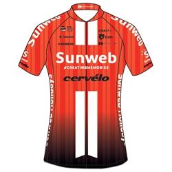 Team Sunweb 2019 shirt