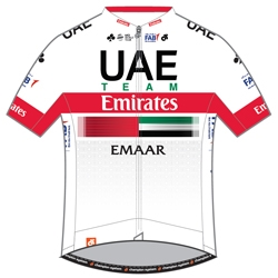 UAE Team Emirates 2019 shirt