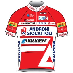 Androni Giocattoli - Sidermec 2019 shirt