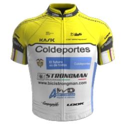 Coldeportes - Bicicletas Strongman 2019 shirt