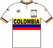 Colombia 1983 shirt