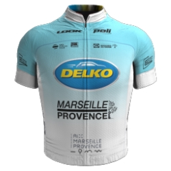 Delko - Marseille Provence 2019 shirt