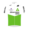 Dimension Data for Qhubeka Continental Team 2019 shirt