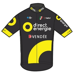 Direct Energie 2019 shirt