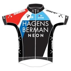 Hagens Berman - Axeon 2019 shirt