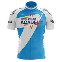 Israel Cycling Academy 2019 shirt