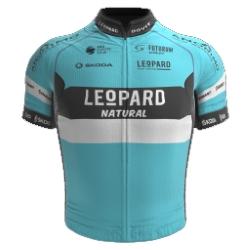 Leopard Pro Cycling 2019 shirt