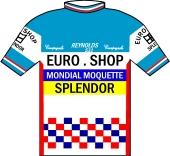 Splendor - Euro Shop 1983 shirt