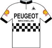 Peugeot - Shell - Michelin 1983 shirt