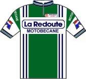 La Redoute - Motobécane 1983 shirt
