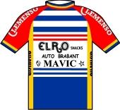 Elro Snacks - Auto Brabant 1983 shirt