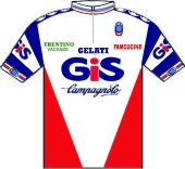 Gis Gelati - Campagnolo 1983 shirt