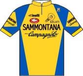 Sammontana - Campagnolo 1983 shirt