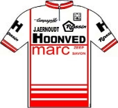 Jacky Aernoudt Meubelen - Rossin - Campagnolo 1983 shirt