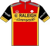 TI - Raleigh - Campagnolo 1983 shirt