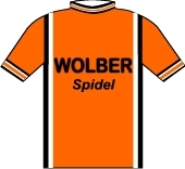 Wolber - Spidel 1983 shirt