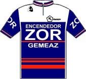 Zor - Gemeaz Cusin - Rossin 1983 shirt