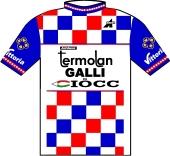 Termolan - Galli - CIOCC 1983 shirt