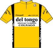 Del Tongo - Colnago 1983 shirt