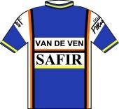 Safir - Van de Ven 1983 shirt
