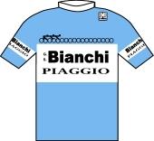 Bianchi - Piaggio 1983 shirt