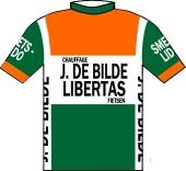 De Bilde - Libertas - Smets 1983 shirt