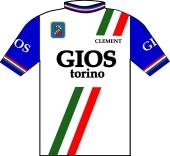 Gios - Clément 1983 shirt