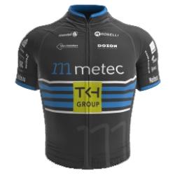 Metec - TKH Continental Cyclingteam p/b Mantel 2019 shirt