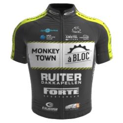 Monkey Town - A Block CT 2019 shirt