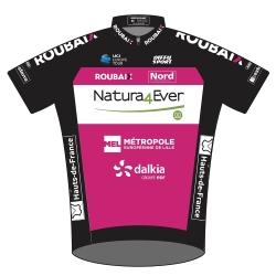 Natura4Ever - Roubaix - Lille Métropole 2019 shirt
