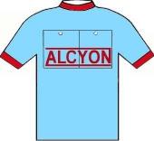 Alcyon - Dunlop 1949 shirt