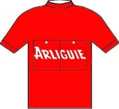Arliguie - Hutchinson 1949 shirt