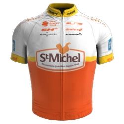 St. Michel - Auber 93 2019 shirt