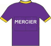 Mercier - Hutchinson 1949 shirt