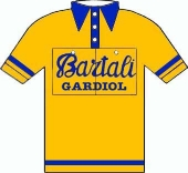 Bartali - Gardiol 1949 shirt