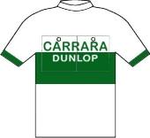 Carrara - Dunlop - Hutchinson 1949 shirt