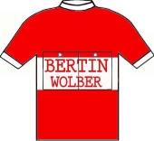 Bertin - Wolber 1949 shirt