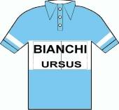 Bianchi - Ursus 1949 shirt