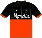 Mondia 1949 shirt