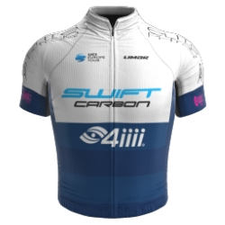 SwiftCarbon Pro Cycling 2019 shirt
