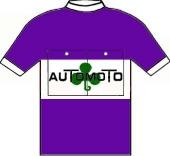 Automoto - Dunlop 1950 shirt