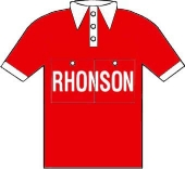 Rhonson - Dunlop 1950 shirt